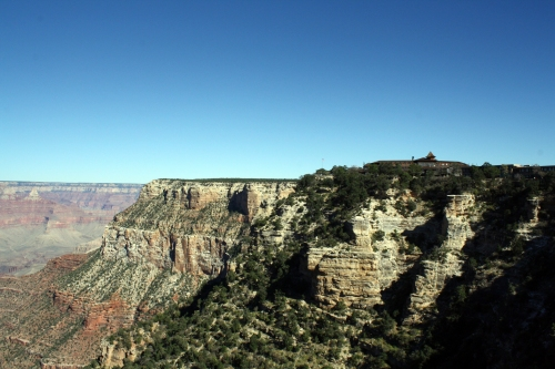 The Grand Canyon sure can put you into perspective!