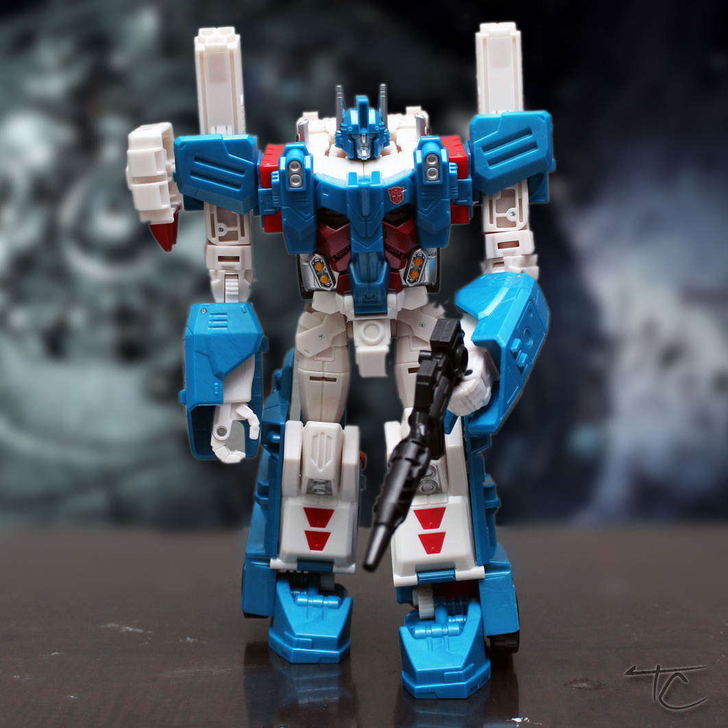 Not everyone knows who is Ultra Magnus.